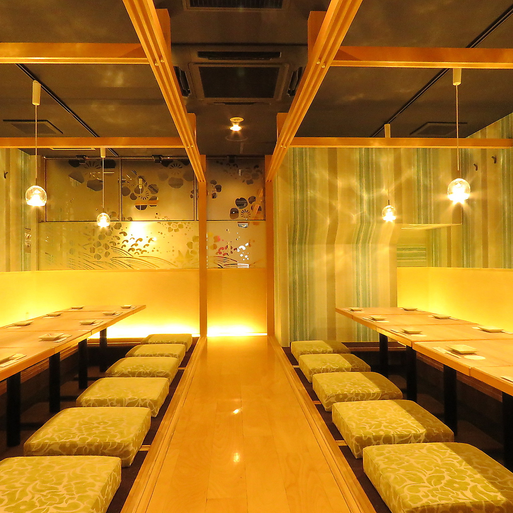 全席個室 ウメ子の家 札幌駅前店|店舗イメージ5