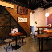 蕎麦と酒場マメツゲの雰囲気2