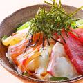 料理メニュー写真豊丸海鮮丼