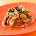 料理メニュー写真カツオのマルミタコ風