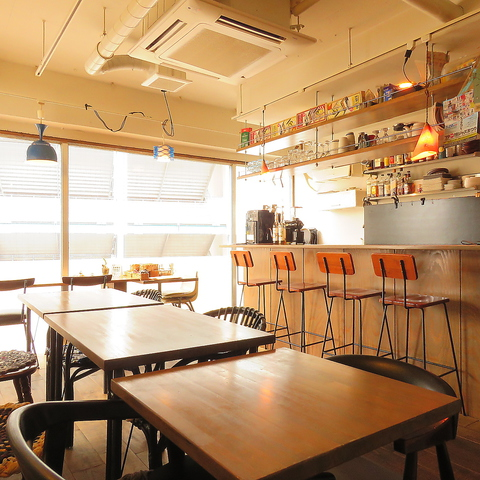 Cafe2階