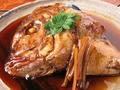 料理メニュー写真鯛頭のあら煮