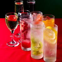 ◆種類豊富なワイン&カクテル◆