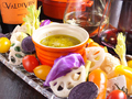 料理メニュー写真新鮮!農園野菜のバーニャカウダ