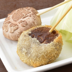 【野菜串カツ】椎茸