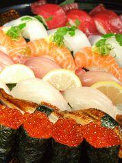 魚河岸のすし えびす 水道筋店のおすすめ料理1
