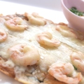 料理メニュー写真海老とたっぷりチーズのチヂミ