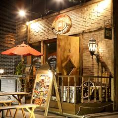 ビアホール ベアレンヴァルト BaRENWALD 札幌 南1条店の外観2