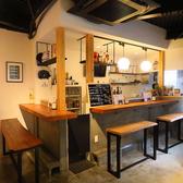 蕎麦と酒場マメツゲの雰囲気3