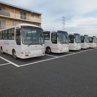 無料送迎バスがございます!