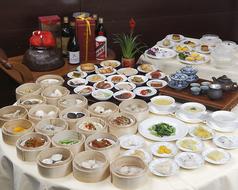 老香港酒家京都のコース写真