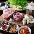 料理メニュー写真【塩推し】カルメギサル&モクサルset