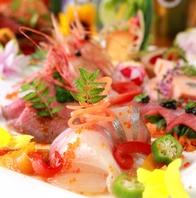 ◆旬食材たっぷり!3H飲放付コースは3500円~ご用意☆