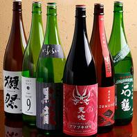 47都道府県の地酒50銘柄が梅田で飲める!