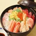 料理メニュー写真特選海鮮丼