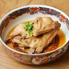 丸鶏のほろほろ煮