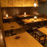 炭火居酒屋 鉄火 てっか 札幌すすきの店の雰囲気3