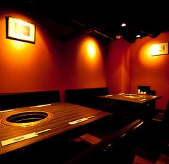 炭焼肉 石田屋。 神戸トアロード店の雰囲気1