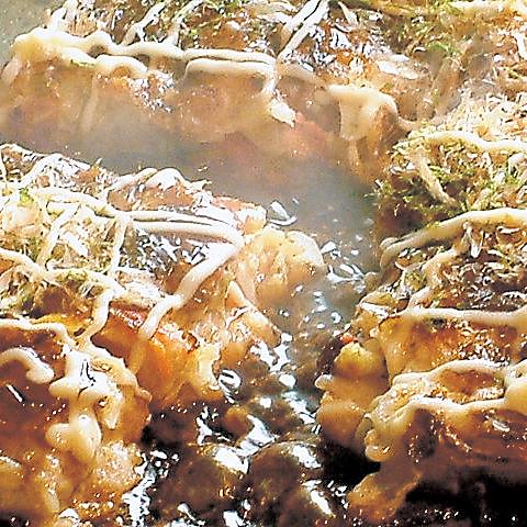 戸塚で大人気◎お好み焼き・もんじゃ焼きを存分に楽しめる!