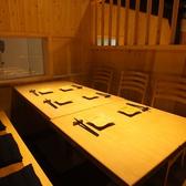 4名様~最大6名様までの個室で会食や接待、各種ご宴会にご利用ください。