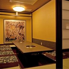 黒べこ屋 阪急東通り店の雰囲気1
