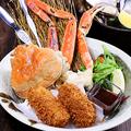 料理メニュー写真《大漁名物》蟹クリームコロッケ