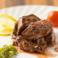 柔らか牛ハラミの角切りステーキ