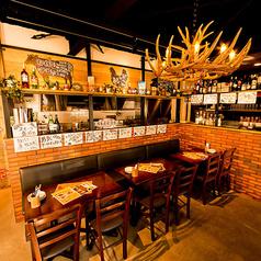 お肉とワイン横浜ビストロZIPの雰囲気1