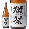 獺祭:山口県 <獺祭の基本コンセプトは「誰が飲んでも美味しい酒」。とろけるような旨味とタイミングの良い酸が大変心地よく感じます。>一合900円