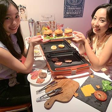 ハンバーガーとクラフトビールの研究所 T's★LAB ティーズスターラボのおすすめ料理1