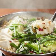 国産肉と自家製スープを用いたぶんぶく自慢の鍋