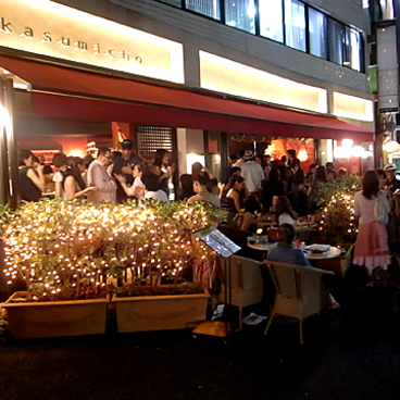 COHIBA ATMOSPHERE TOKYO コイーバ アトモスフィア 東京の雰囲気1
