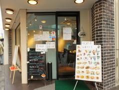 セピア カフェ SEPIA CAFEの外観1