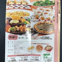 ビッグエコー BIG ECHO 与野本町店のコース写真