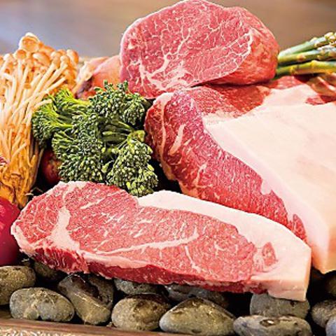 ステーキ 鉄板料理 和かな 北上店の写真