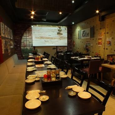 中華料理 金満園の雰囲気1