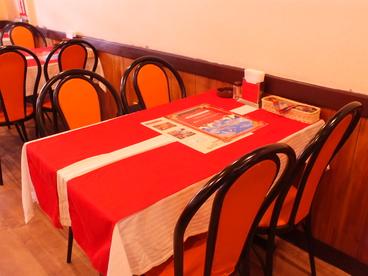 ヒマラヤン ネパール食堂の雰囲気1