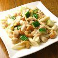 料理メニュー写真鶏肉のカシューナッツ炒め