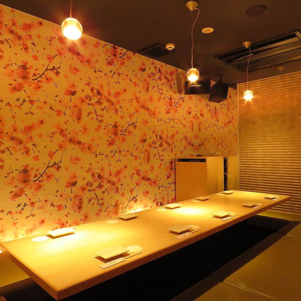 全席個室 ウメ子の家 札幌駅前店|店舗イメージ2