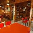 昭和の雰囲気たっぷりの店内!気の合う仲間同士やご家族でたのしくお食事、お酒が楽しめます!