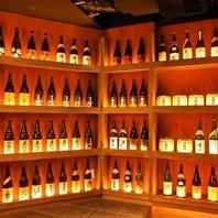 焼鳥や料理に合う「お酒」も種類豊富にご用意