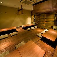 日本橋1分個室居酒屋。4~24名様個室&50名様貸切O!K!