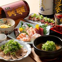 松蔵のおすすめ料理1
