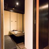 写真は4名様完全個室★何名様でも完全個室へご案内★※系列店舗との併設店舗となります
