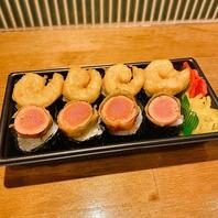 自宅でも天ぷらが楽しめる♪テイクアウト始めました!