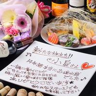 お世話になった主役に感動のサプライズプレゼント☆