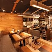 肉カフェ ロビコネ 名駅店の雰囲気2