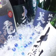 期間限定♪地酒4種OK!プレミアム飲み放題1750円(税抜)