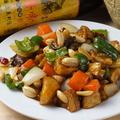 料理メニュー写真酢豚/酢豚の黒酢香港風