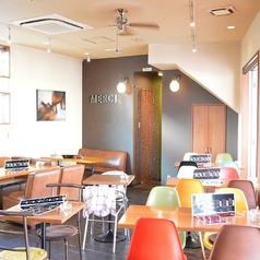 CAFE DE MERCI(カフェドメルシー)